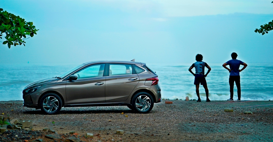 Travel to Fort Kochi in a new Hyundai i20
