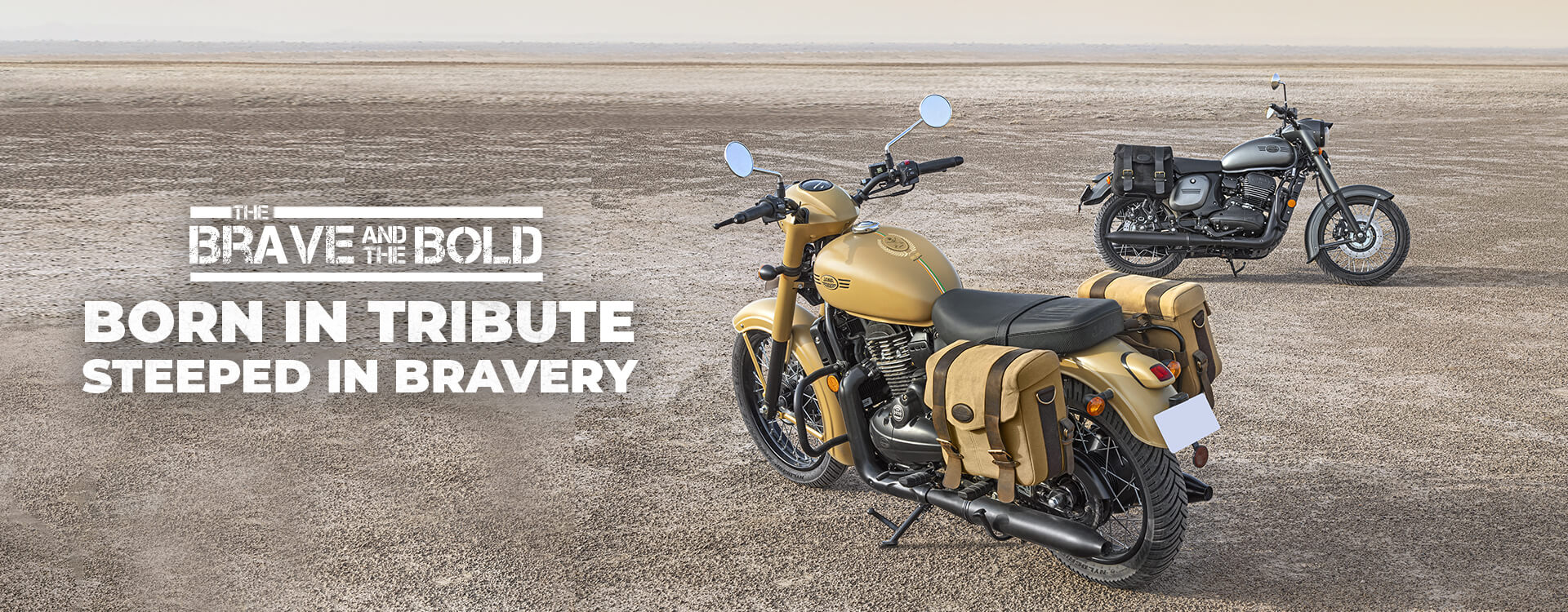 Jawa introduces Khakhi & Midnight Grey colours to offer tribute to the 1971 war victory