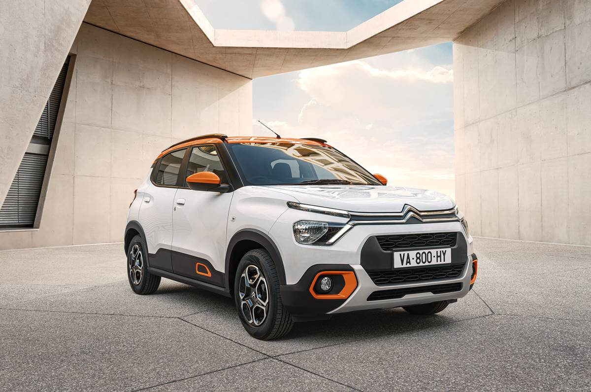 Citroen Unveils new C3; Launch by first half of 2022