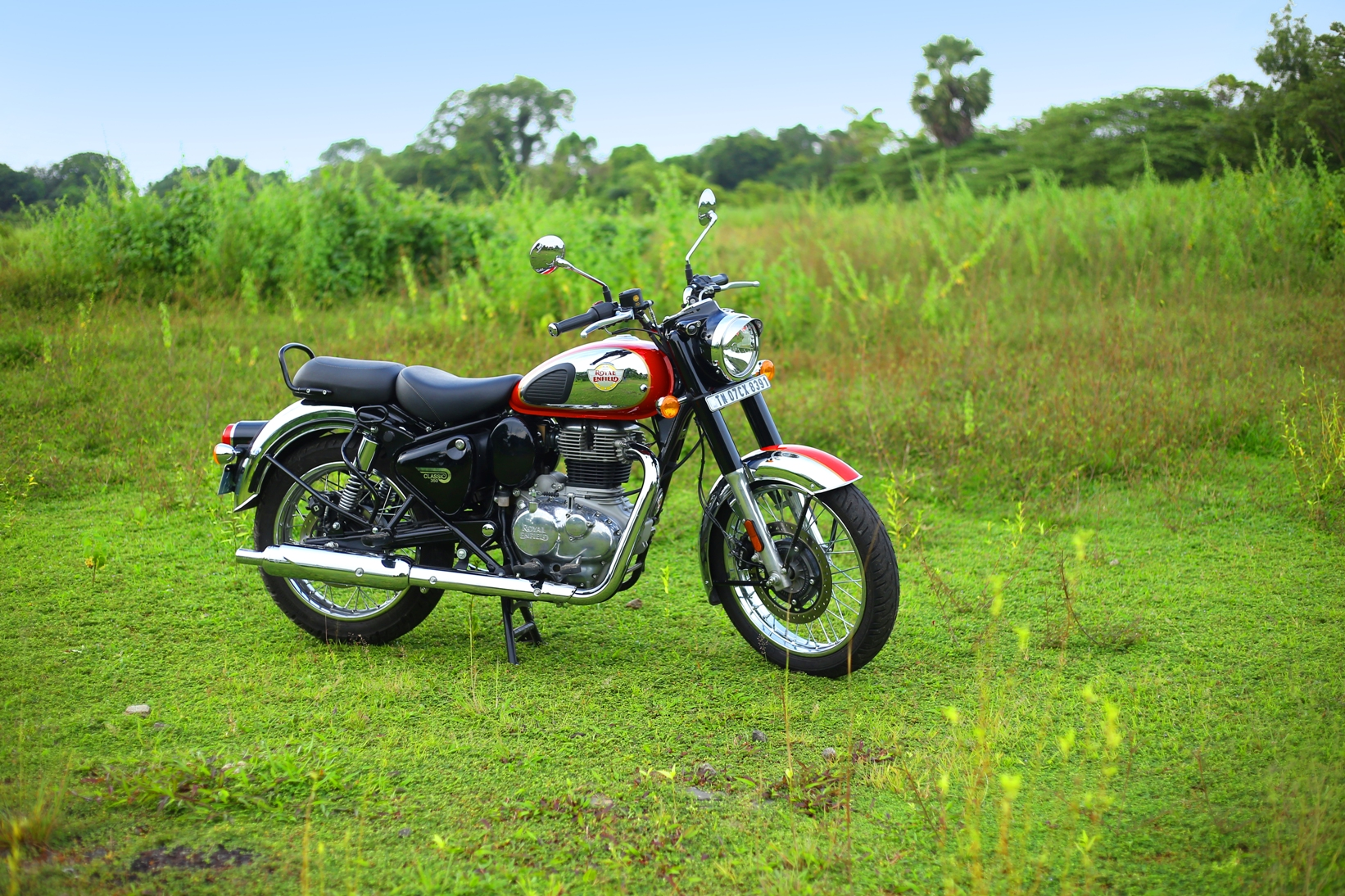 Test ride: Royal Enfield Classic 350